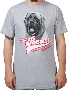 7807f138307 The Beast Sandlot Shirt The Beast Sandlot