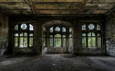 Abandoned Building Res: 2560x1600 / Size:661kb. Views: 28799. More Architecture wallpapers