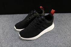 a5828a4d5 NMD R2 PrimeKnit Real Boost CG3384 black classic shoes trustseller discount  shoes wholesale shoes