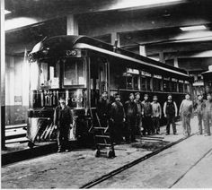 Rockford  and Interurban  Railway Repair Shop :: Images of Loves Park, Machesney Park and Roscoe