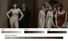 Milos Forman, The Firemen's Ball, 1967, cinematography:Miroslav Ondricek