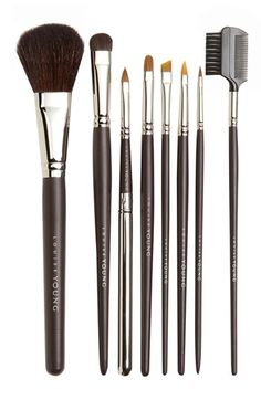 Louise Young Cosmetics Brush Set | Nordstrom