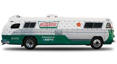 Krispy Kreme 2012 Tour the Nation.  They should be stopping in Florence. Check out their schedule