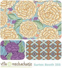 print & pattern: April 2012