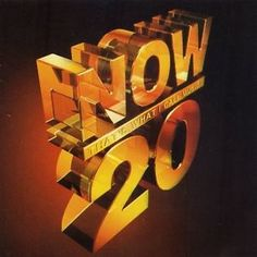 Various-Artists-Now-That-039-s-What-I-Call-Music-20-UK-CD-album-1991