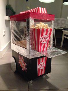 #Sinterklaas #Surprise #popcornmachine