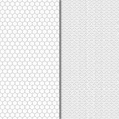 Digital Paper Pack Retro & Vintage Pale Grey - Gidget Designs  - 1