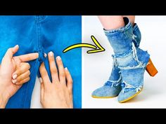 27 Outstanding Fashion DIYs || 5-Minute Clothes Revamps - YouTube