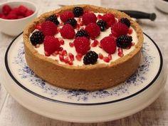 No-Bake Cheesecake Recipe