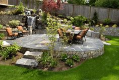 outdoor flagstone patios - Google Search