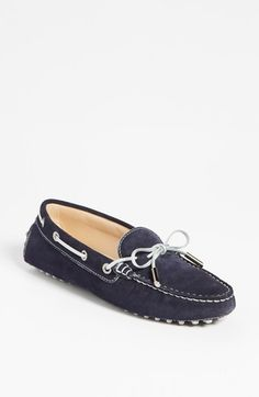 Tod's 'Gommini' Moccasin available at #Nordstrom