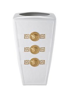 Versace - Signature White Vase 32 cm