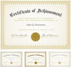 Certificate Templates 7                                                                                                                                                      More