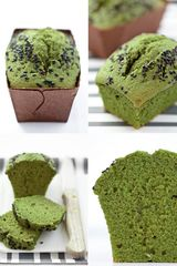 Matcha Cake with Mascarpone Recipe - Think Matcha