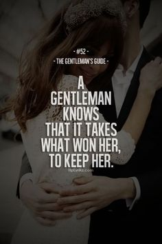 The Gentleman's Guide #52