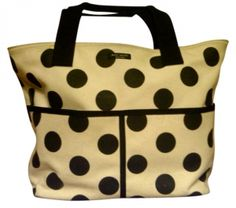 Nike Handbag Graphic Polka Dot Tote Bag Amp Change Purse