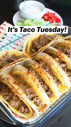 Chicken Taco Recipes, Mexican Food Recipes, Beef Recipes, Dinner Recipes, Cooking Recipes, Baked Chicken Tacos, Easy Healthy Recipes, Easy Meals, Lunches