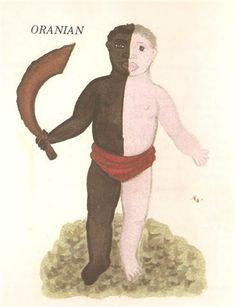 Oranian, orixá filho mais novo de Odudua  e tornou-se o mais poderoso de todos eles; aquele cuja fama era a maior em toda a nação iorubá.