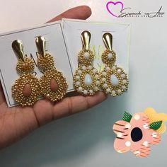Jewelry Making Tutorials, Jewelry Making Beads, Beading Tutorials, Beaded Jewelry Patterns, Fabric Jewelry, Beading Patterns, Bronze Jewelry, Metal Clay Jewelry, Handmade Wire Jewelry