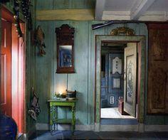 "norwegian house- from ""An Adventure in Geilo"" Text: Kari Osvold Photo: Anette Nordstrom Styling: Rikke Mørck and Cathrine Vågsmyr / Bolivar Home"