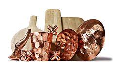 Eclectic: de nieuwe accessoire collectie van Tom Dixon. Distributeur in Nederland: www.burikenburik.nl