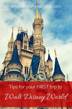 Tips for your FIRST Walt Disney World Trip. We've got tips for what to do, where to stay, Park Hopping, FastPass+ and MagicBands! | tipsforfamilytrips.com | Orlando, Florida | family vacation | summer vacation | spring break | Fast Pass | Disney hotels | Disney tips and tricks | Disney attractions | Disney tickets | Disney World Planning, Disney World Vacation, Disney World Resorts, Disney Vacations, Walt Disney World, Disney Travel, Disney Parks, Disney Bound, Disney Family