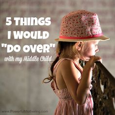 5 Things I Would Do Over with my Middle Child fb The Odd Ones Out, How He Loves Us, Bedtime Routine, Always Learning, Craft Activities For Kids, Sweet Memories, Toddler Preschool, The Middle, 5 Things