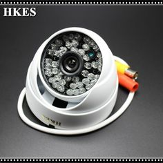 21.05$  Buy now - http://alizjx.shopchina.info/go.php?t=32788849152 - HKES Free Shipping 1.3MP AHD Camera HD 960P IR cctv Dome CCTV Camera 48IR LEDs 3.6MM Lens 21.05$ #aliexpressideas