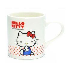$12.99 Hello Kitty Mini Mug: Red Dot  From Hello Kitty   Get it here: http://astore.amazon.com/ffiilliipp-20/detail/B0035AGUJM/186-6519219-6068617