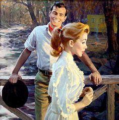 Bridge romance - Robert G Harris