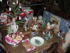 "Our kitchen at ""Cedar Grove""."