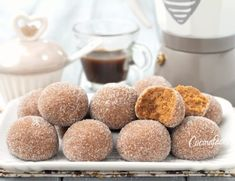 Tartufini caffè e panna Sweet Recipes, Dog Food Recipes, My Favorite Food, Favorite Recipes, Menu, Weird Food, Sweet And Salty, Toffee, Finger Foods