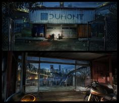 TRON: Legacy - Sam's container by barontieri on @DeviantArt