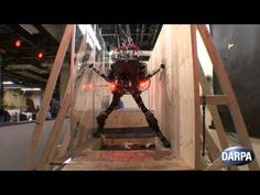 Robotics  Watch: Humanlike DARPA Robot Climbs and Leaps from Obstacles with Mad Skills