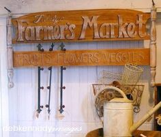 HOMEWARDfound Decor: looking for a sign?