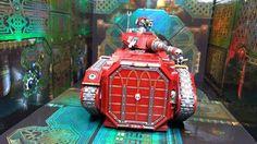 STC Transport Tank