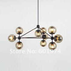 modern glass chandelier lighting   hot selling modern glass chandeliers, Jason Miller MODO chandelier ...