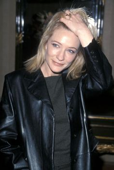 """iheartcate: """" Cate Blanchett attends the Fourth Annual Broadcast Film Critics Association Awards   1999 """""""