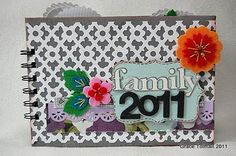 Grace Tolman family mini album
