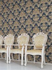 Baroque Floral Damask