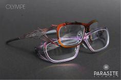 Women's Optical Glasses - Olympe by Parasite Eyewear