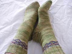 Ravelry: shantiknits' Amira Socks