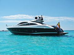 Sunseeker predator 82 #barcoibiza #formentera #ibiza #spain #rental #boats #yacht #sailing #travel #holidays #wedding #event #planner #concierge