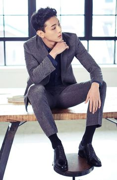 Ji Soo - Basso Homme (S/S '17)