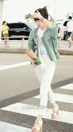 Taeyeon from GIRLS' GENERATION