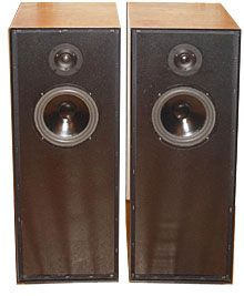 Snell Type E III Monitor Speakers, Built In Speakers, Hifi Audio, Wireless Speakers, Electrolytic Capacitor, Stereo Amplifier, Great Power, Electronics Gadgets, Loudspeaker