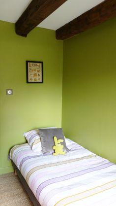La petite chambre verte