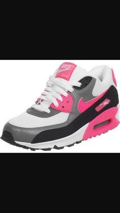 Nike Nike Air Max, Air Max 90, Air Max Sneakers, Sneakers Nike, Nike Air Force 1 Outfit, Nike Airforce 1, Pink Nikes, Sport, Fashion Design