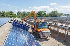 FWG 700 im Solarpark