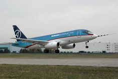 Sukhoi Superjet 100 prototype - Flight test - Wikipedia, the free encyclopedia